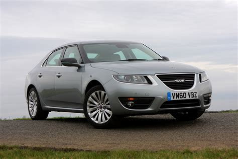 Saab 9-5 Saloon Review (2010 - 2011)