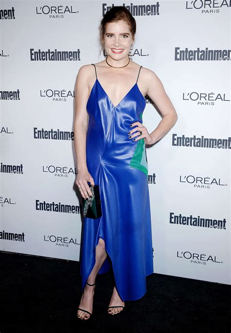 alice englert  entertainment weekly pre emmy party
