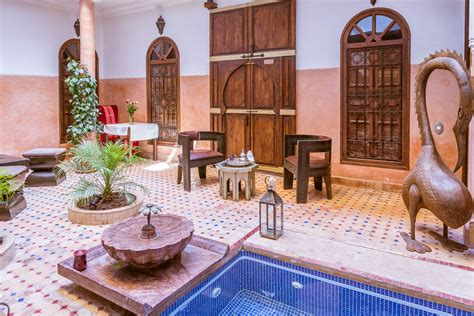chambre atlas location maison marrakech riad tchina