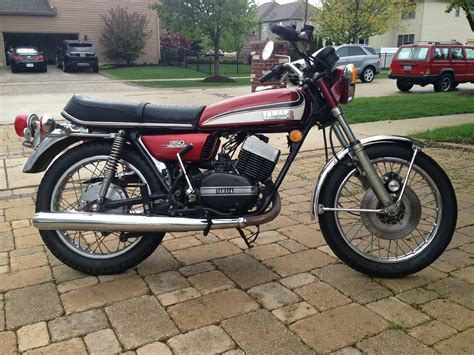 1973 yamaha rd 350 two stroke motorcycle used yamaha rd 350 for sale in naperville illinois