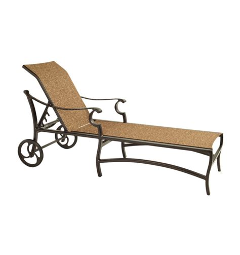 chaise colier monterey sling chaise lounge collier