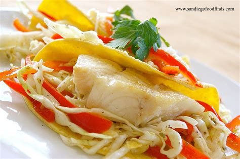 ca cuisine recipe for california fish tacos san diego food finds