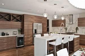 charmant plus belle cuisine moderne 5 tendances concept With plus belle cuisine moderne