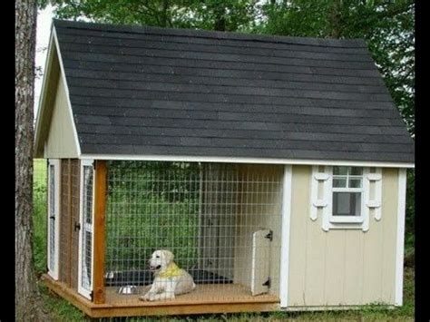 luxury dog house plans  multiple dogs  home plans design