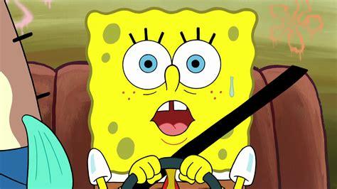 spongebuddy mania spongebob episode bumper  bumper