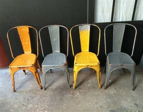 chaises originales tolix mod 232 le a