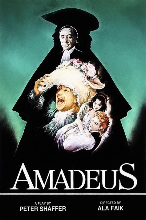 We help connect over 1.5 billion people a year to local travel providers in over 190 countries. Amadeus (1984) IMDB Top 250 Poster - My Hot Posters