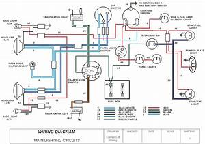 Classic Mini Wiper Motor Wiring Diagram