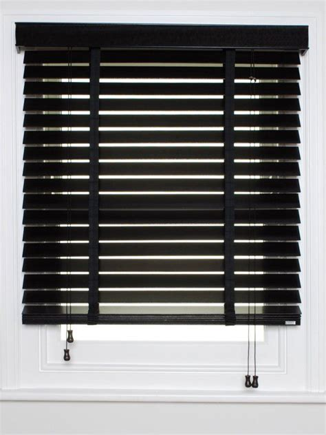 black wooden venetian blinds google search home