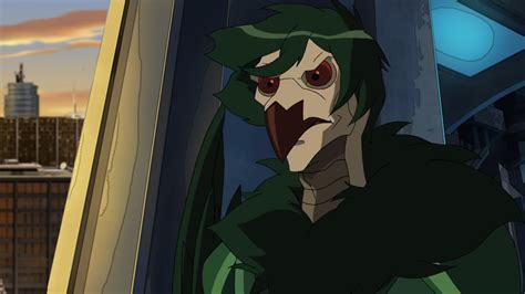 vulture ultimate spider man animated series wiki