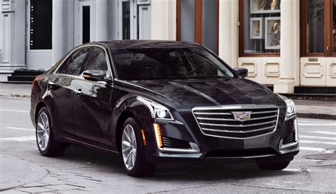 planned   cadillac cts sedan  whats