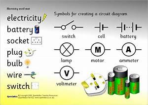 Ks2 Electricity Word Mat  Sb6684