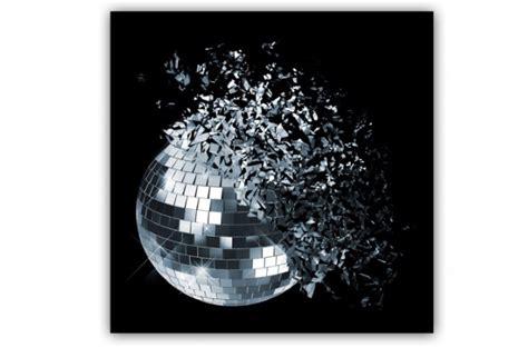 tableau disco boule 224 facettes explosive 50x50 cm tableaux musique et disco pas cher