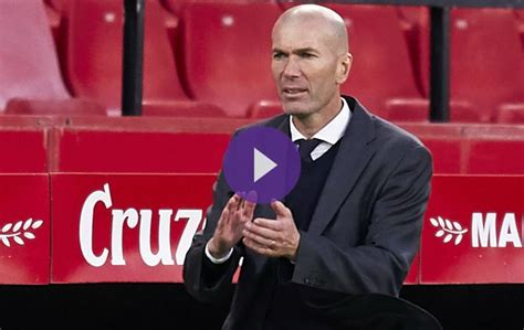 Zidane Hails Real Madrid After 'Crucial' Win Over Sevilla