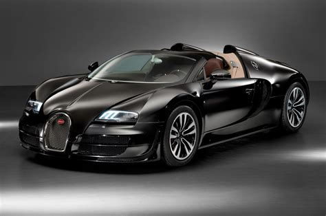 Newest Bugatti Veyron Legend Model Is A Modern 57sc Atlantic