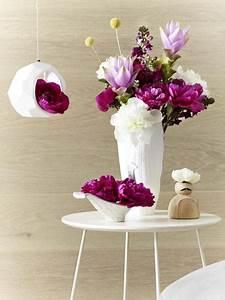 Pfingstrosen In Der Vase : ideen mit pfingstrosen aequivalere ~ Buech-reservation.com Haus und Dekorationen