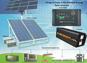 5 Key Things To Keep In Mind Before Buying A Solar Inverter