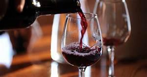Gros Verre A Vin : 2 verres de vin rouge par jour ~ Teatrodelosmanantiales.com Idées de Décoration
