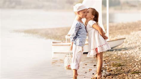 wallpaper cute boy cute girl kiss hd  cute