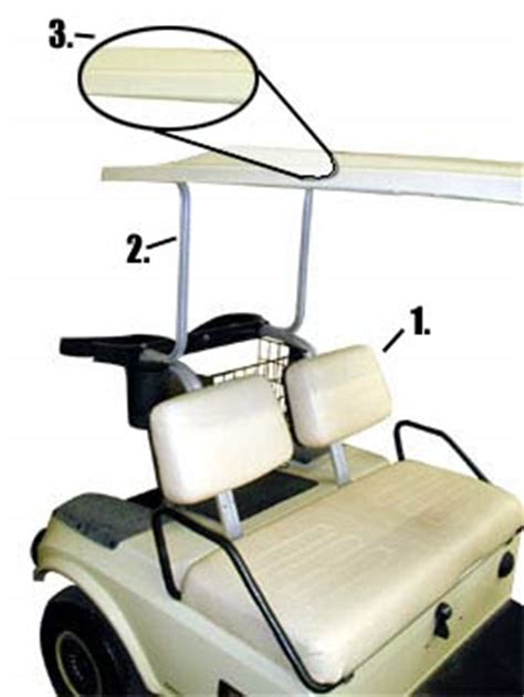 where is the vin number located on a club car golf cart future1story