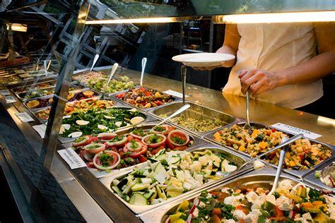 cuisine polonaise chimera salad bar meilleures salades de cracovie vieille