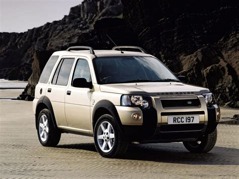 land rover freelander land rover freelander technical specifications and fuel