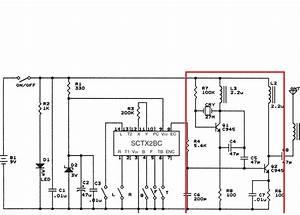 Arduino Rc Car Transmitter Schematic