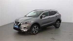 Interieur Nissan Qashqai : nissan qashqai 1 5 dci 110ch n connecta toit pano gris squale occasion 2018 21480 briocar ~ Medecine-chirurgie-esthetiques.com Avis de Voitures