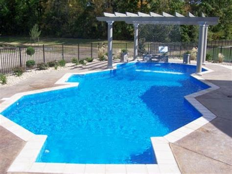 vinyl liner pool pictures best pool builder chaign
