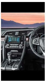 New Honda Civic Interior Dashboard 2019 | AUTOBICS