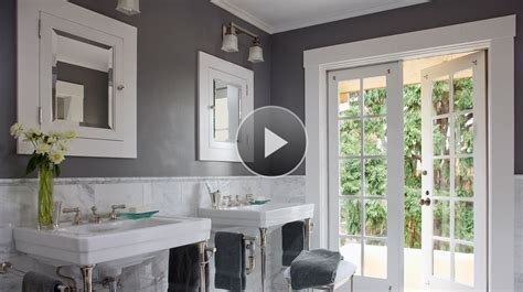 see the bathroom paint colors we and get inspired to try a new hue bhg s best home decor