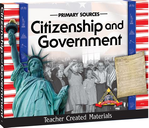 primary sources citizenship  government kit teacher