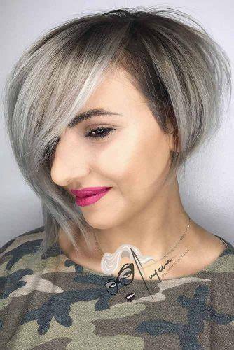 bold  daring asymmetrical bob haircuts hairslondon