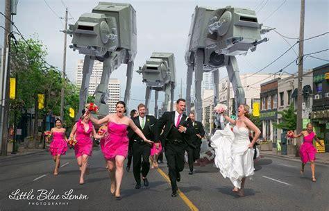 Newest Craze: Wedding Party Attack Photos DeMilked