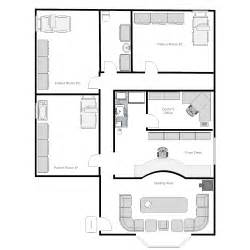 how to draw floor plans for a house doctor 39 s office plan