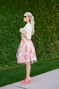 Pink Skirts for Women