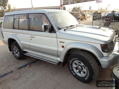 used mitsubishi pajero intercooler 1994 car for sale in lahore 1003779 pakwheels