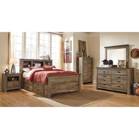 Bookcase Bedroom Set by Trinell Youth Bookcase Bedroom Set Signature Design 2