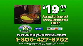 gotham steel  ez omelette pan tv commercial    ispottv
