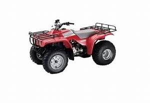 Honda Fourtrax 300 Service Manual Repair 1995