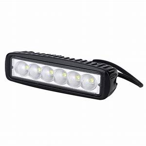 Jeep led flood lights : Car truck w led work light bar reversing flood lamp jeep