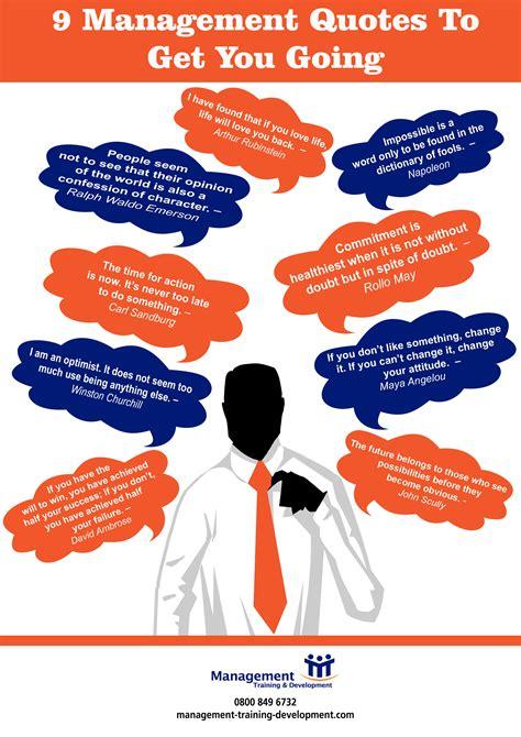 management quotes     infographic