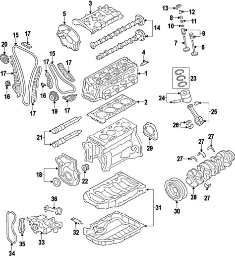 2008 Vw 2 0t Engine Diagram by Volkswagen 06k109158h Genuine Oem Timing Chain Does Not