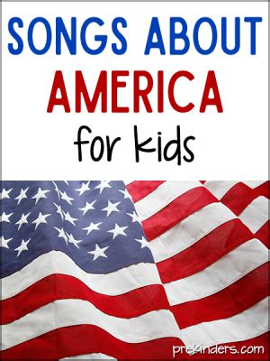 usa patriotism activities and lesson plans for pre k and 330 | patriotic usa america songs kids 300x400