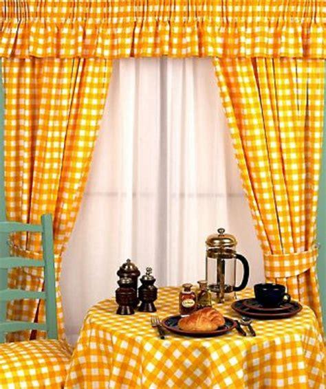 cortinas  la cocina  decorar vuestros interiores