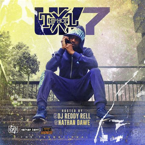 Hip Hop Txl Uk Vol 7 Mixtape By Various Artists Hosted By