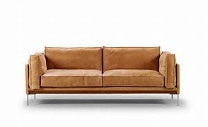 Sofa Dänisches Design : modern scandinavian slimline sofa danish design co ~ Watch28wear.com Haus und Dekorationen