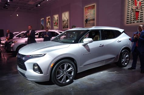 Eight Fascinating Facts About The 2019 Chevrolet Blazer