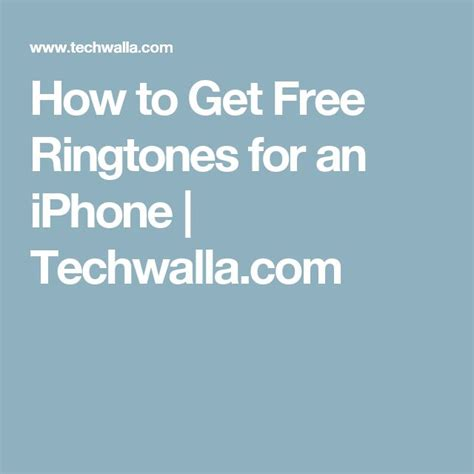 how do i get ringtones on my iphone 1000 ideas about free ringtones on create