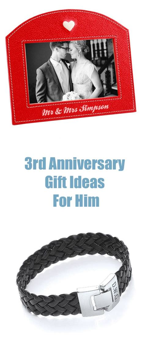 3rd anniversary gift ideas for 3rd anniversary gifts anniversary gift by year and